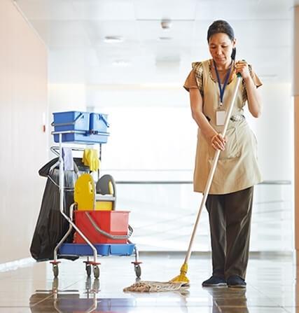 שרותי נקיון משרדים